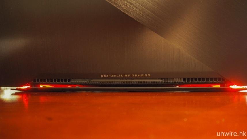 数码|【现场评测】 华硕 ROG Zephyrus M 全球最薄电竞笔电